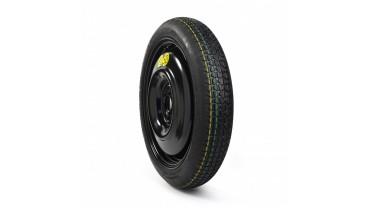 Kit roue de secours + kit d'aménagement de coffre pour roue de secours (pour Corolla 1.8L)