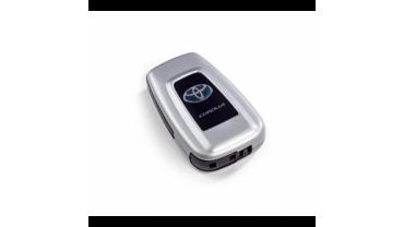 """Pack Hybride - coque de clé et seuils de portes siglés """"Hybrid"""""""