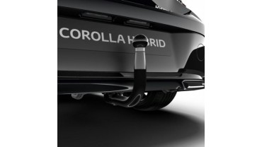 Attelage détachable et fixe pour Corolla TS 1.8L