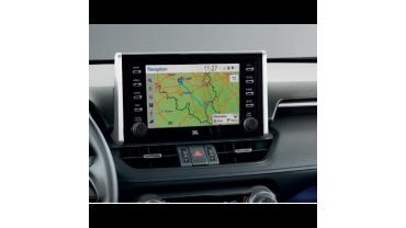 Touch & Go 2 - Système de navigation Toyota (MM17)
