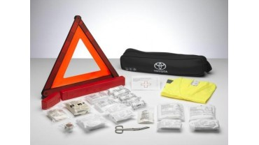 Kit Sécurité Complet (Gilet, Triangle, Kit premier secours)