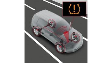 Capteur de pression pneu (TPMS)