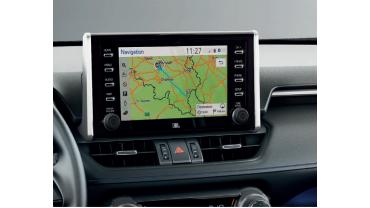Touch & Go 2 - Système de navigation Toyota (MM19)
