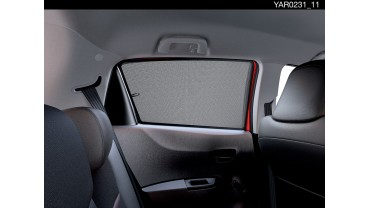 Pare-Soleil - Vitres arrières - Compatible 3 portes
