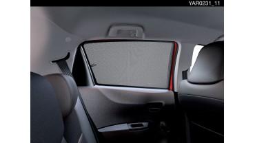 Pare-Soleil - Vitres arrières - Compatible 5 portes