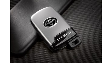 Coque de clé hybride