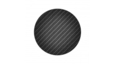 Stickers décoratifs latéraux - Couleur Finition Carbone