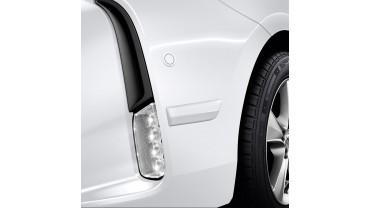 Protections d'angles de pare-chocs avant et arrière