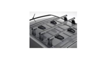 Arrêtoirs pliables pour barres de toit (2 unités)