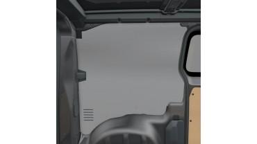 Protection de la paroi arrière latérale gauche