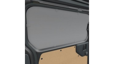 Protection de la Porte latérale gauche coulissante - Partie supérieure sans vitre