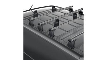 Arrêtoirs fixes pour barres de toit (2 unités)