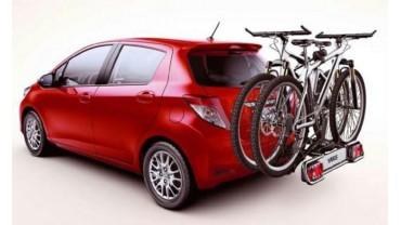 Kit ferrure pour porte-vélos 2 vélos avec faisceau 13 broches